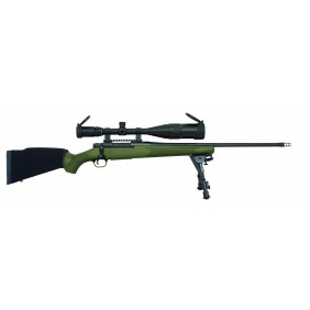 "Карабина Patriot Night Train Rifle Mossberg, кал .308WIN, 22"", SYN OD Green"