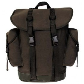 Раница Mountain Backpack зелена MFH