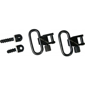 Антабки - комплект Rifle Screw Swivel Set Jack Pyke