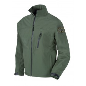 Яке - Web-Tex TACTICAL SOFT SHELL JKT OG