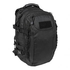 "Backpack ""Aktion"" black 30310A MFH"