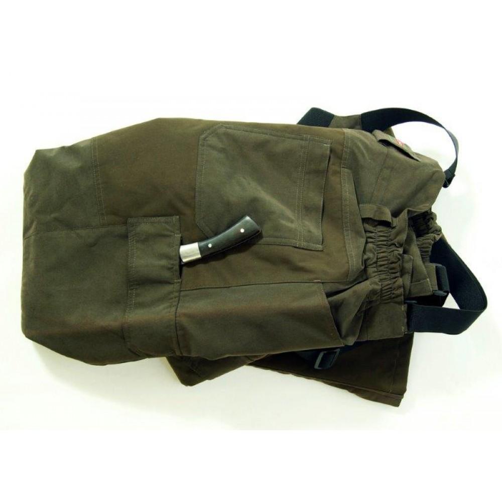 9c97b170237 Ловен панталон с подплата за студено време и активен лов Newark ...