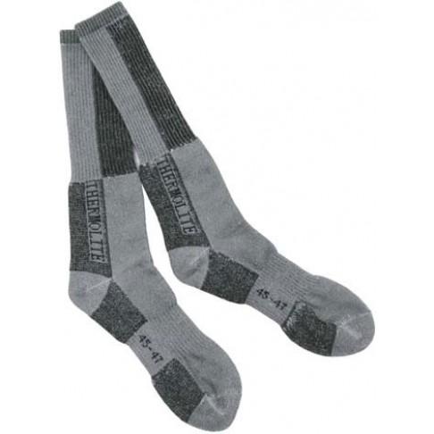 Чорапи Polar OD Green-White 13513 Fox Outdoor