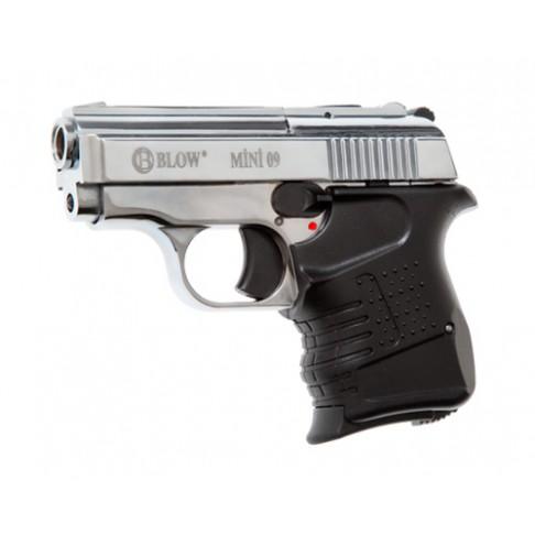Газов пистолет BLOW 9mm Mini Chrome