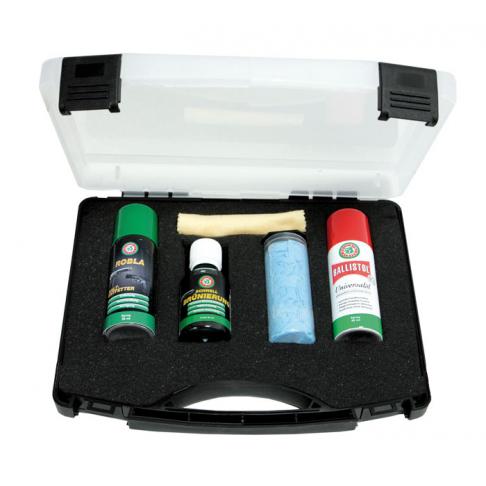 Комплект Klever Quick-Browning-Kit в кутия BALLISTOL