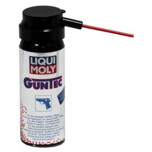 Спрей - GunTec weapon care 200ml BALLISTOL