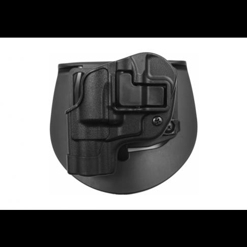 """КОБУР ЗА револвер """"S&W"""" J frame 2"""", 410520BK-L BLACKHAWK"""