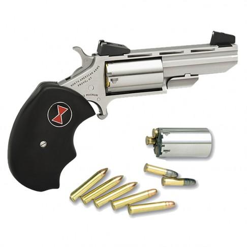 """Револвер NAA-BWCA Black Widow 2"""" 22 Magnum"""