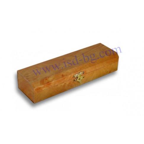 Дървена кутия за подарък 34150 Martinez Albainox