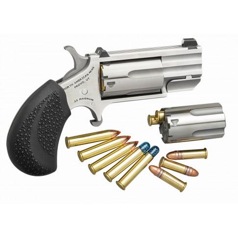 "Револвер NAA-PUG-DC Pug 1"" 22 Magnum"