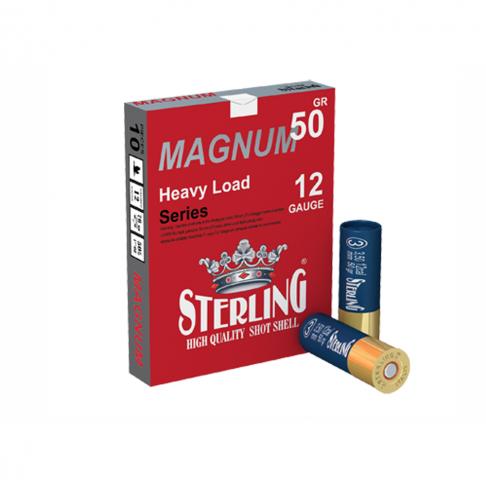 ПАТРОНИ STERLING 12/76 MAGNUM 50GR 4/0 КОНЦЕНТРАТОР