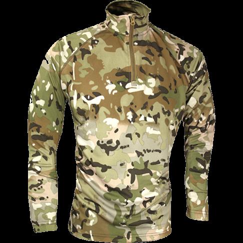 Термо блуза с дълъг ръкав Mesh Tech Armour Top VCAM Viper
