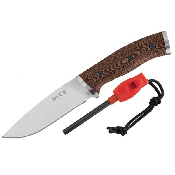 Нож с фиксирано острие Selkirk 10180-0863BRS-B BUCK