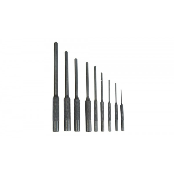 Комплект избивки Wheeler 110128 Master Roll Pin Punch Set