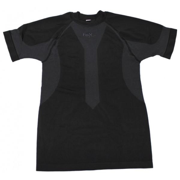 Термо тениска Black - 11522A Fox Outdoor