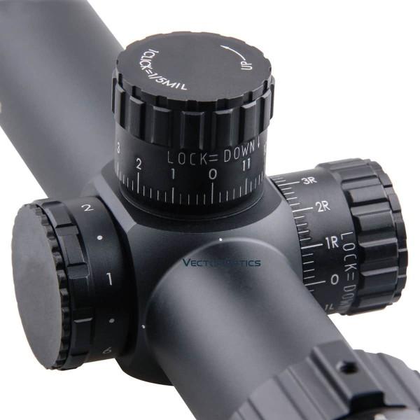 Оптика 1.2-6x24IR SFP Paragon Vector Optics