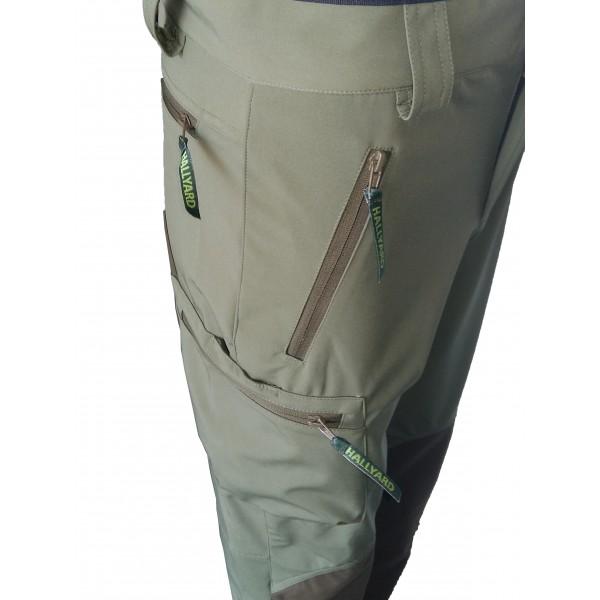 Ловен неопренов панталон Scarba Soft Shell Hallyard