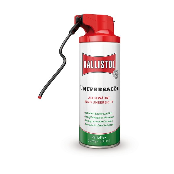 Масло Ballistol Universal Oil VarioFlex Spray 350ml