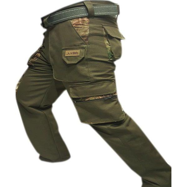 "Панталон PAN27806 H.M. GREEN ""Wilds Hunt"""