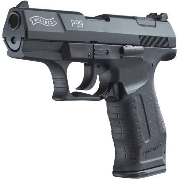 Газ-сигнален пистолет Walther P99 9 mm