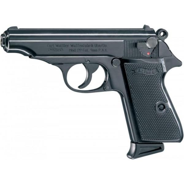 Газ-сигнален пистолет Walther PP 9mm