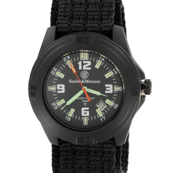 Часовник с тритиум, синтетична каишка