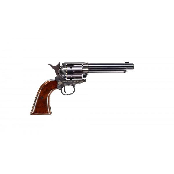 Въздушен револвер Colt SAA 45 cal. 4,5mm Umarex