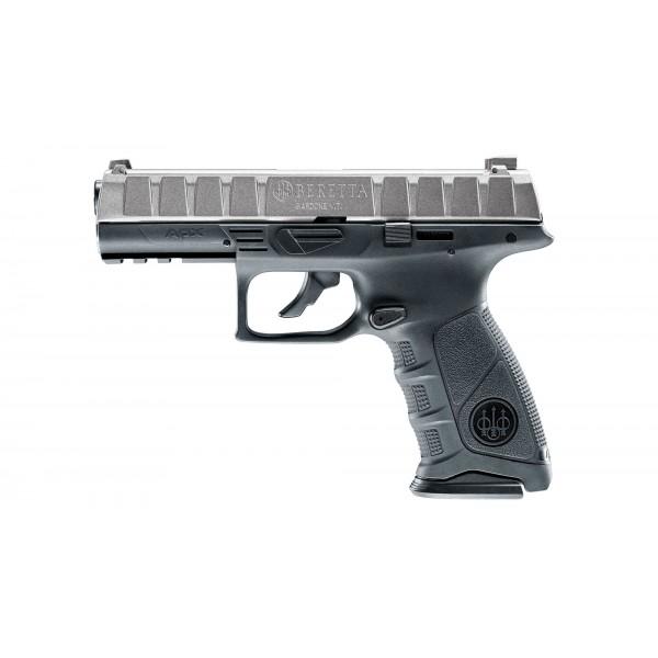 Въздушен пистолет Beretta APX metal gray Umarex