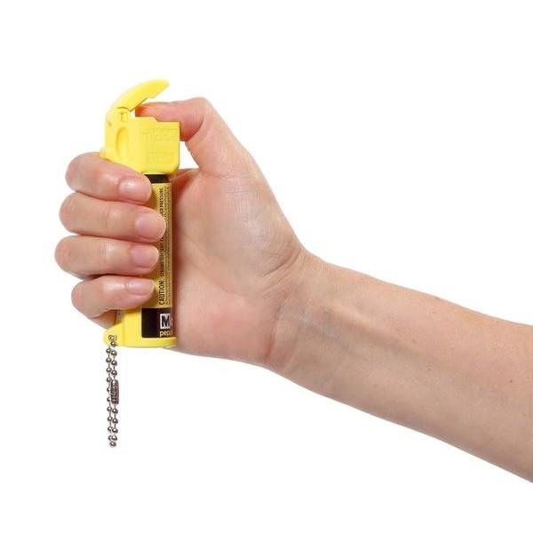 Лютив спрей Personal Pepper Spray Yellow 803 C Mace