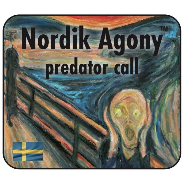 Свирка примамка за хищник Nordik Predator Agony