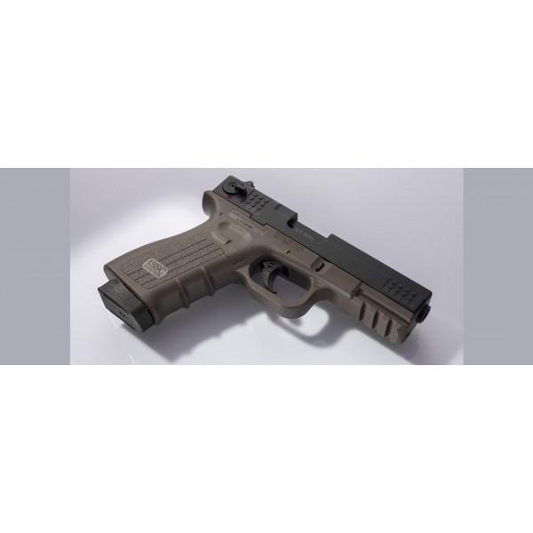 Газов пистолет ISSC M22 Green 9mm Ceonic