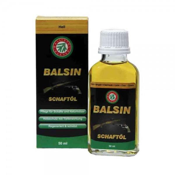 Емулсия за поддръжка на дърво BALSIN Bright 50ml.