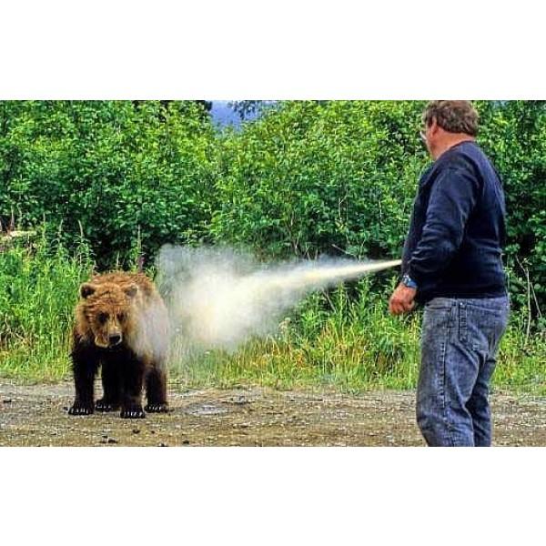 Лютив спрей за мечки Bear Pepper Mace - 260 ml