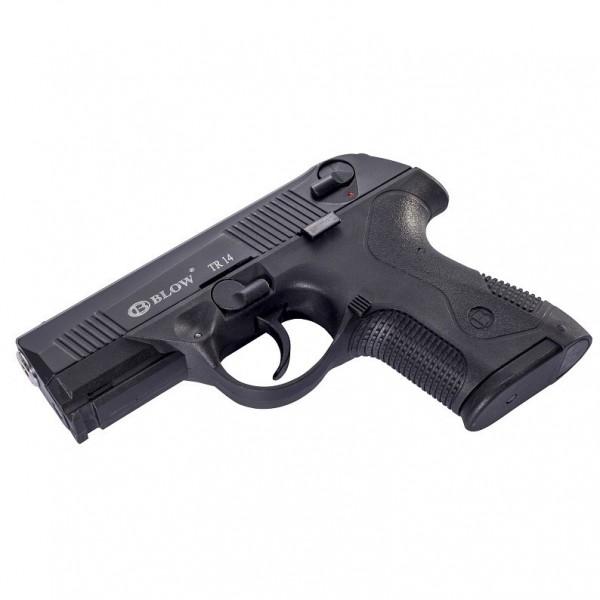 Газов пистолет BLOW TR14 9mm Black