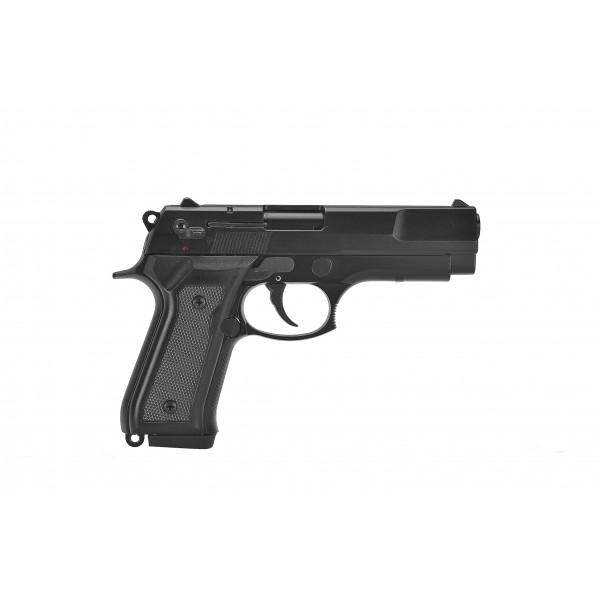 Газов пистолет BLOW 9mm F06 Mat Black