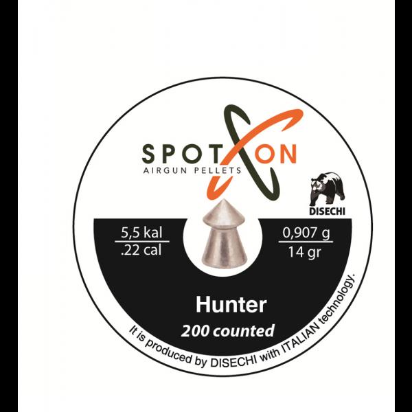 Сачми Spoton 5.5mm Hunter 0.907g 200бр