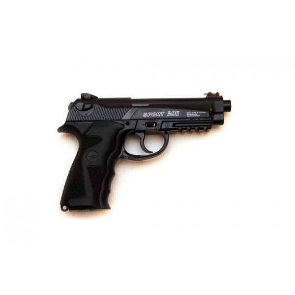 Въздушен пистолет Borner Sport 306 Co2 cal. 4.5mm