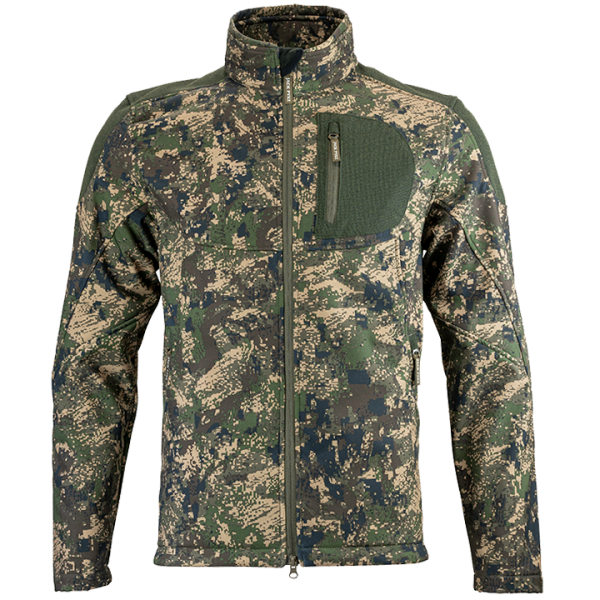 Яке Jack Pyke Softshell Jacket Digicam