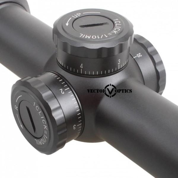 Оптика Vector Optics 3.5-10x44 SFP Marksman