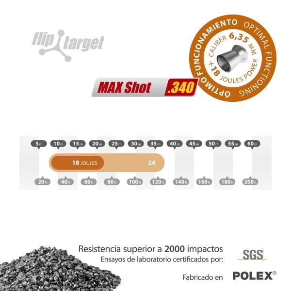 Мишена - MAX SHOT 340