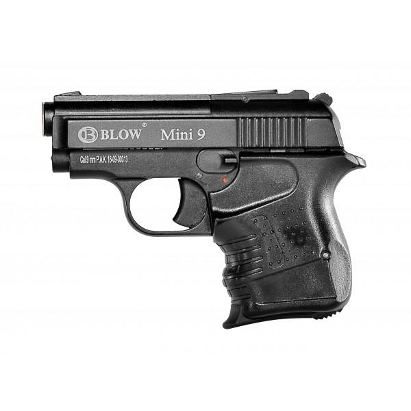 Газов пистолет BLOW 8mm Mini Mat Black