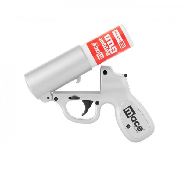 Пистолет с лютив спрей Silver Pepper Gun Mace