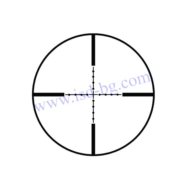Оптика за въздушна пушка Walther Scope 3-9x44