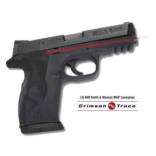 Ръкохватка Crimson Trace модел LG660