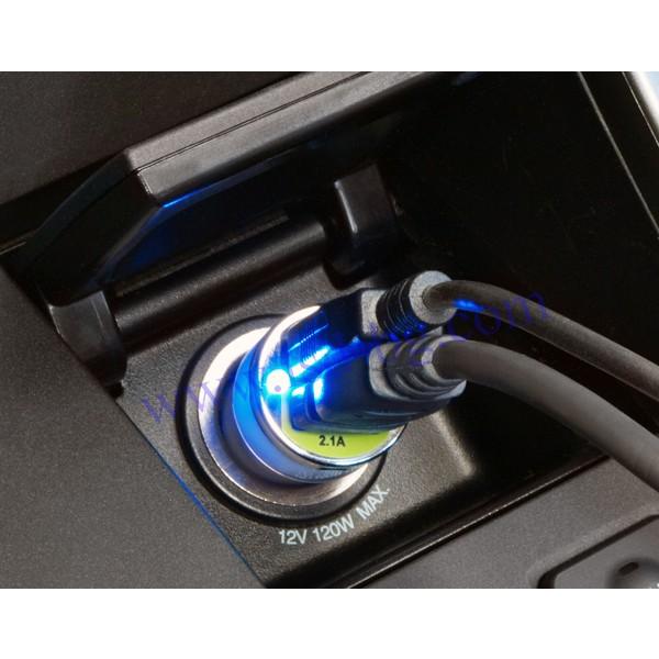 USB Адаптер 12V единичен порт Swiss+Tech