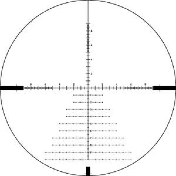 Оптика 4-16x44 Diamondback Tactical FFP MRAD DBK-10027