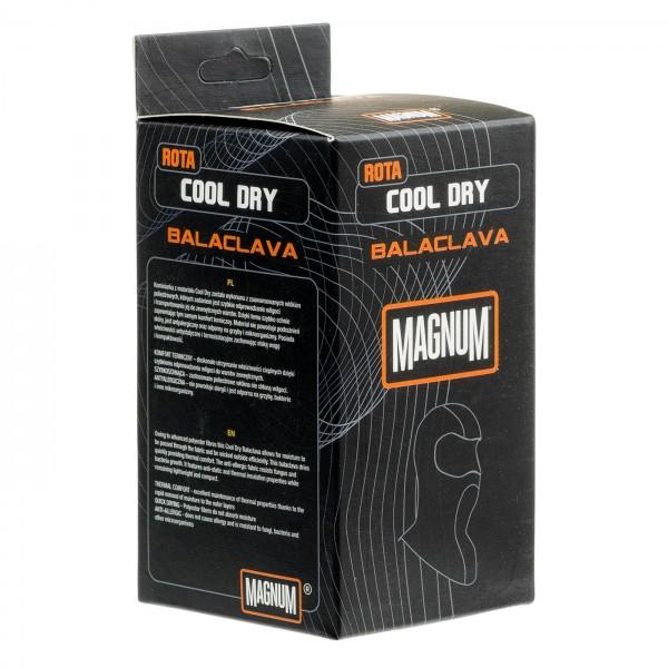 Маска за лице Magnum Rota Black