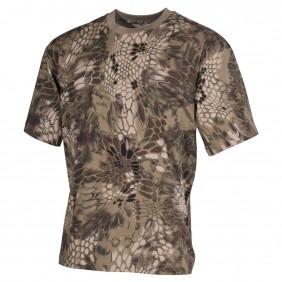 Тениска US 00105O snake FG MFH