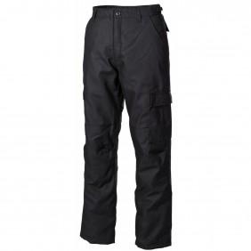 Тактически панталон с подплата 01175A Combat Black MFH