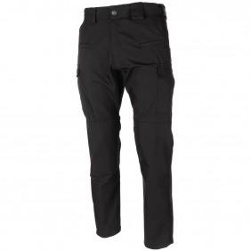 Тактически панталон Attack 01733A black MFH